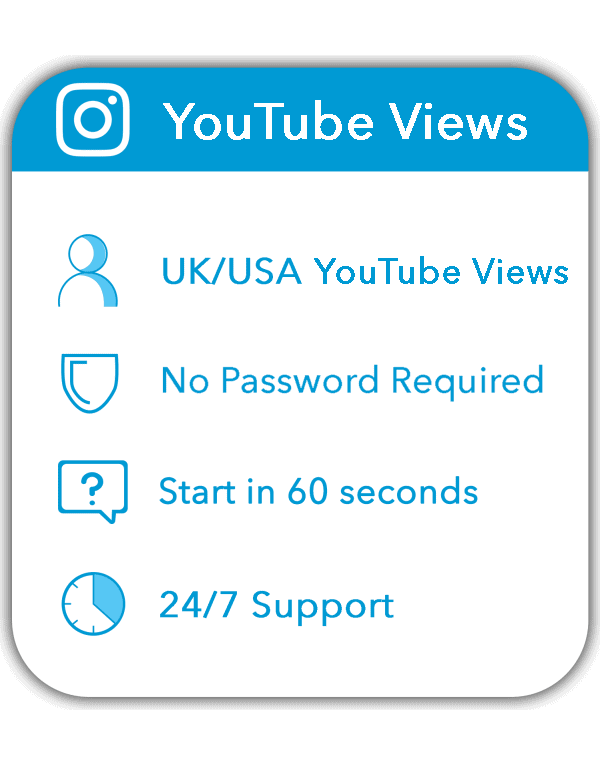 Buy YouTube Views UK