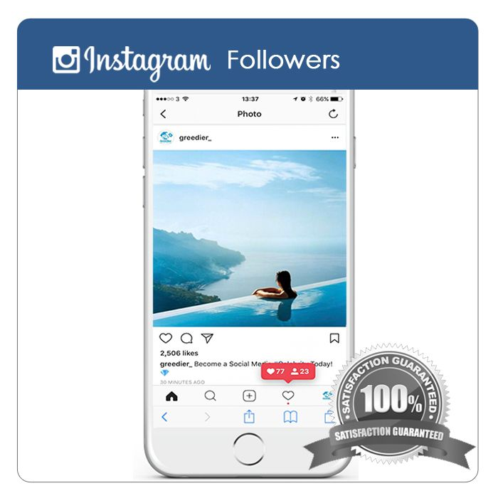 buy Instagram followers Ireland