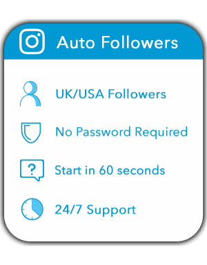 Buy Auto Instagram Followers