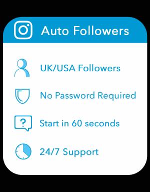 Buy Auto Instagram Followers